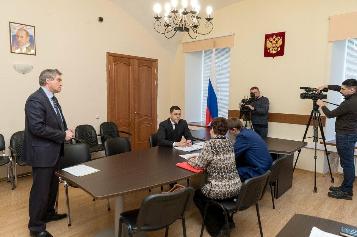 Михаил Ведерников провел личный прием граждан по поручению Президента РФ, фото-1