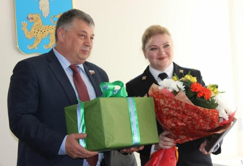 В Пскове чествовали следователей, фото-1