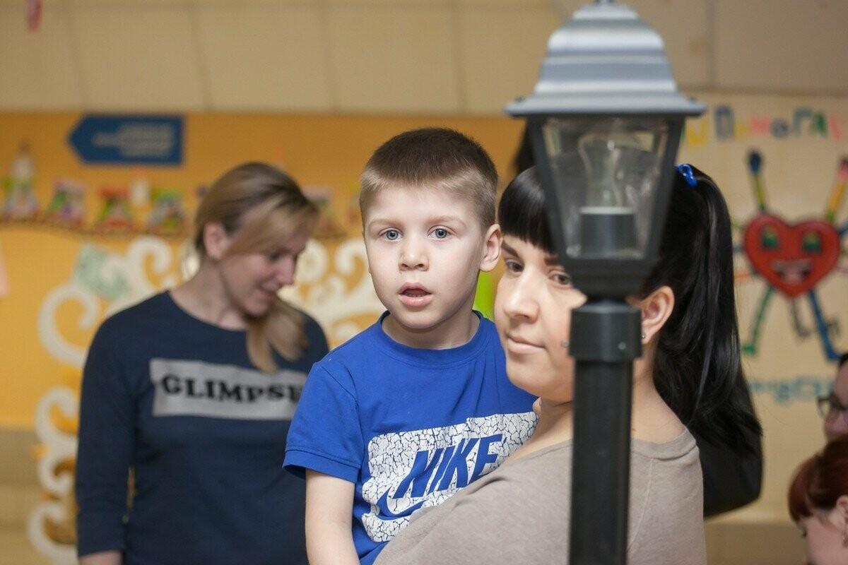 Четыре новых группы кратковременного пребывания детей с тяжелыми нарушениями развития открылись в Пскове, фото-3