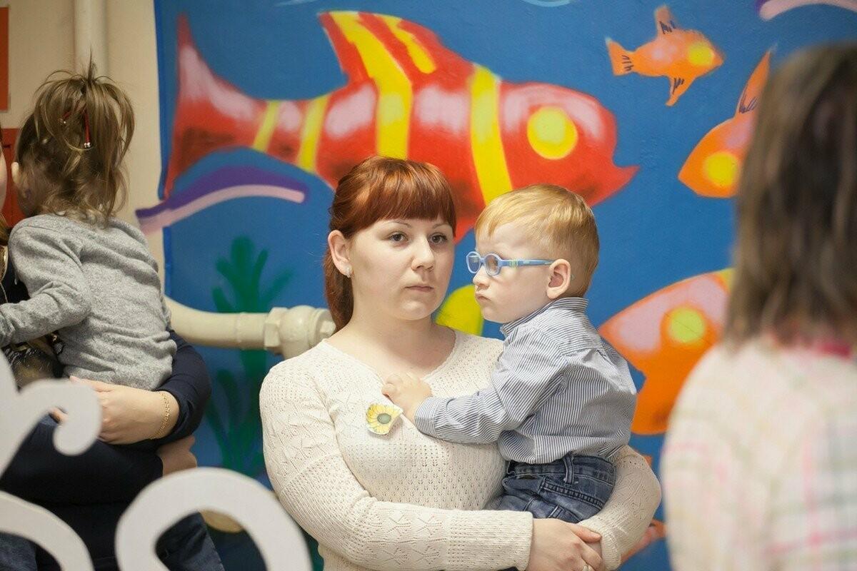 Четыре новых группы кратковременного пребывания детей с тяжелыми нарушениями развития открылись в Пскове, фото-2