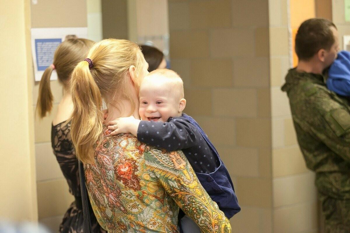 Четыре новых группы кратковременного пребывания детей с тяжелыми нарушениями развития открылись в Пскове, фото-5