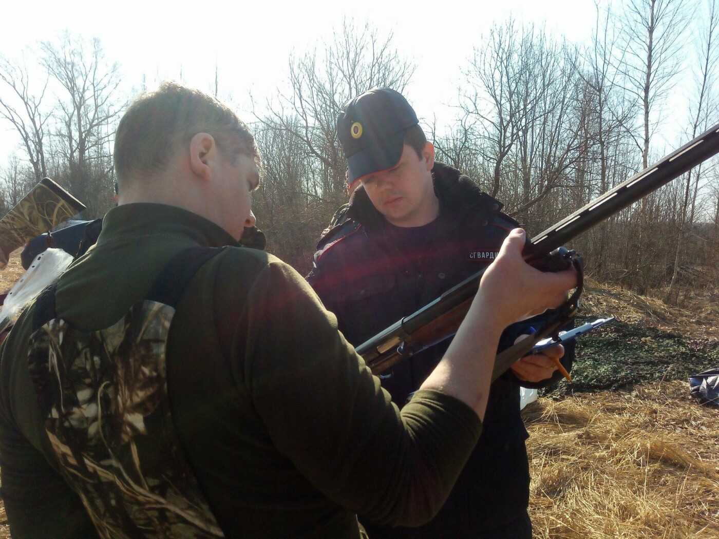 В Псковской области проведено оперативно-профилактическое мероприятие «Охота», фото-2