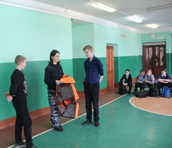В Опочке детям рассказали о правилах безопасности, фото-1