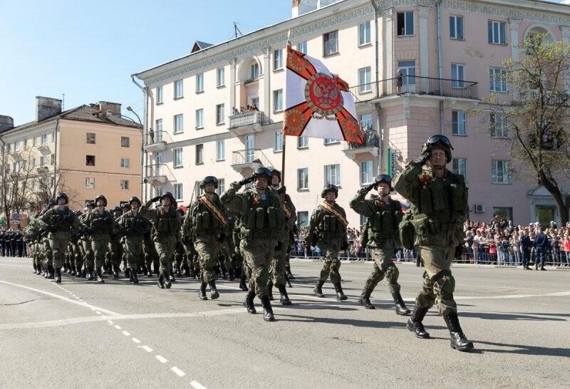 В Псковской области более 130 тыс человек приняли участие в праздничных мероприятиях в День Победы, фото-1