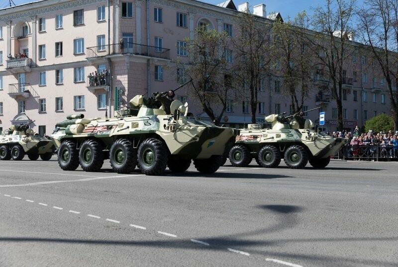 В Псковской области более 130 тыс человек приняли участие в праздничных мероприятиях в День Победы, фото-2