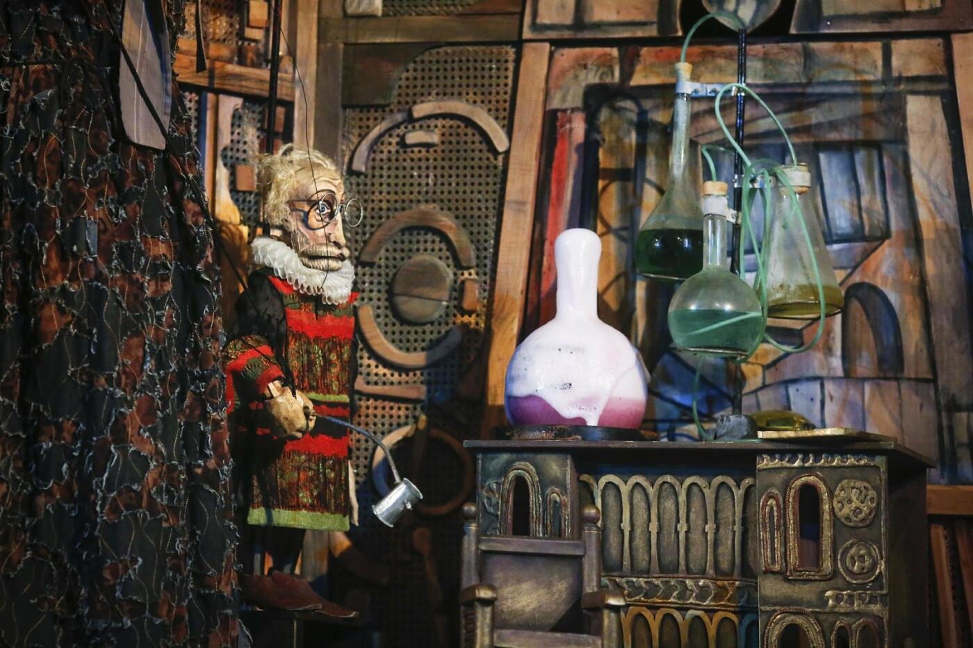 Псковский театр кукол приглашает на спектакль «Фауст», фото-1