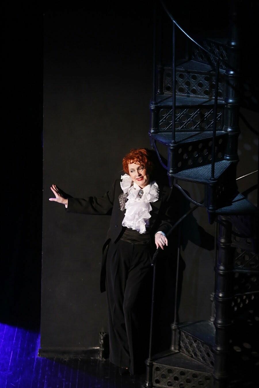 Актриса Псковского театра драмы Ирина Смирнова представит свой спектакль на фестивале «МОНОФЕСТ» в Перми, фото-1