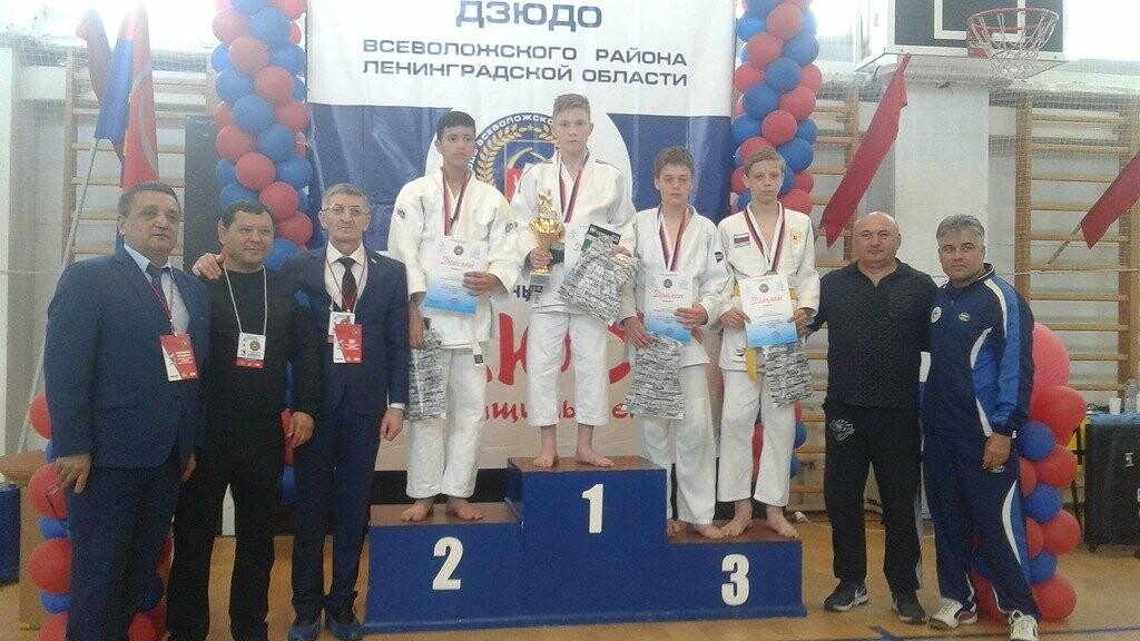 Псковские спортсмены заняли 2 и 3 места на турнире по дзюдо, фото-1