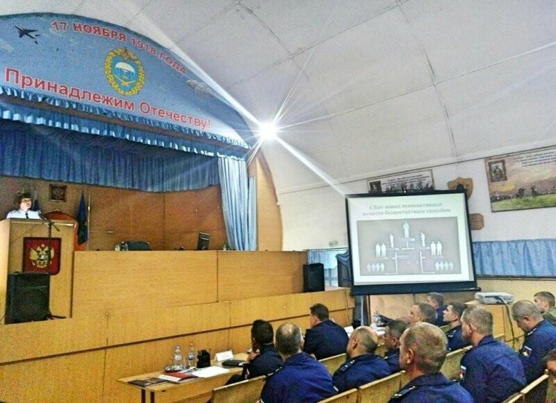 В Пскове прошла встреча  полицейских с военнослужащими, фото-1
