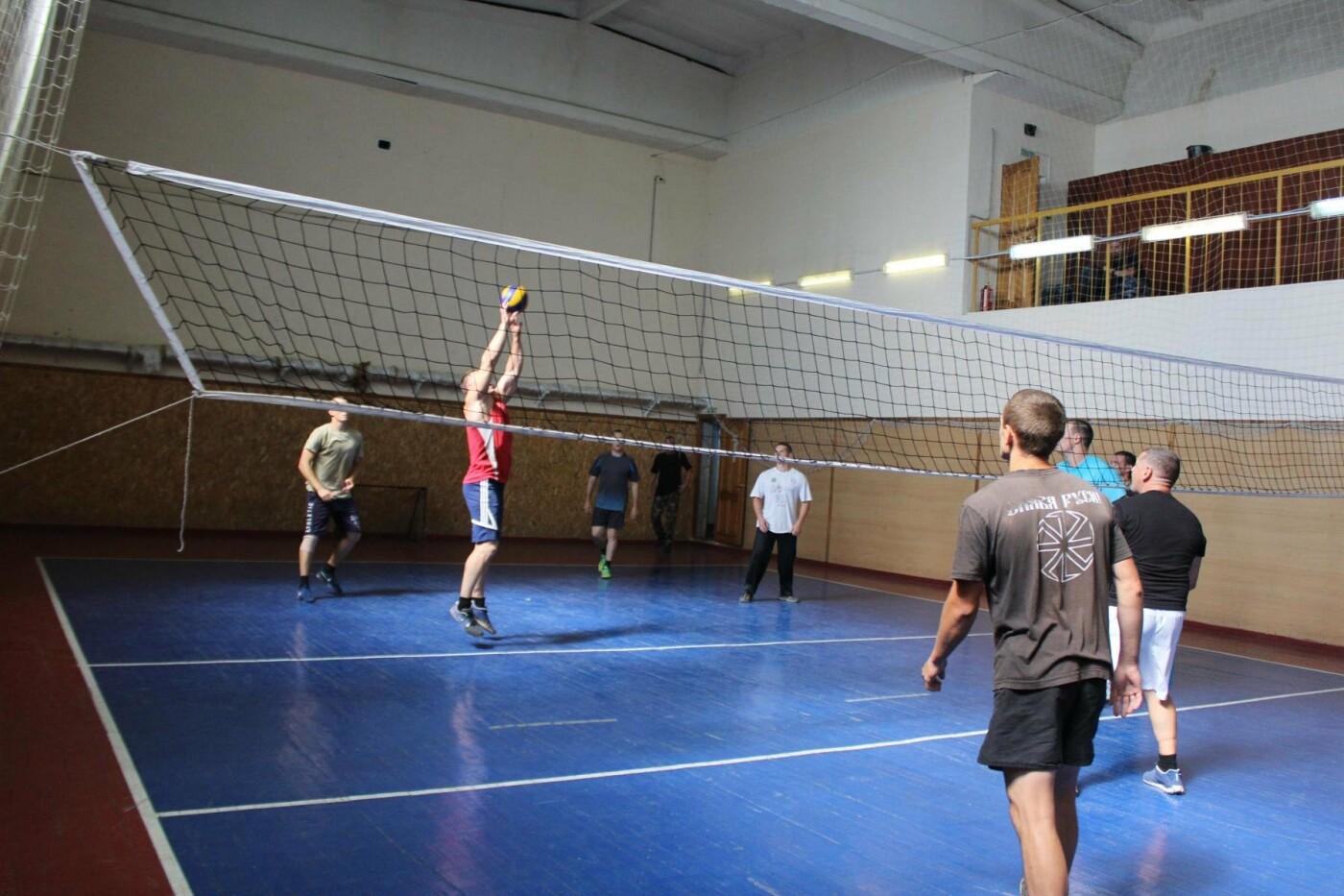 В Отделе Росгвардии по Псковской области прошел турнир по волейболу, фото-2