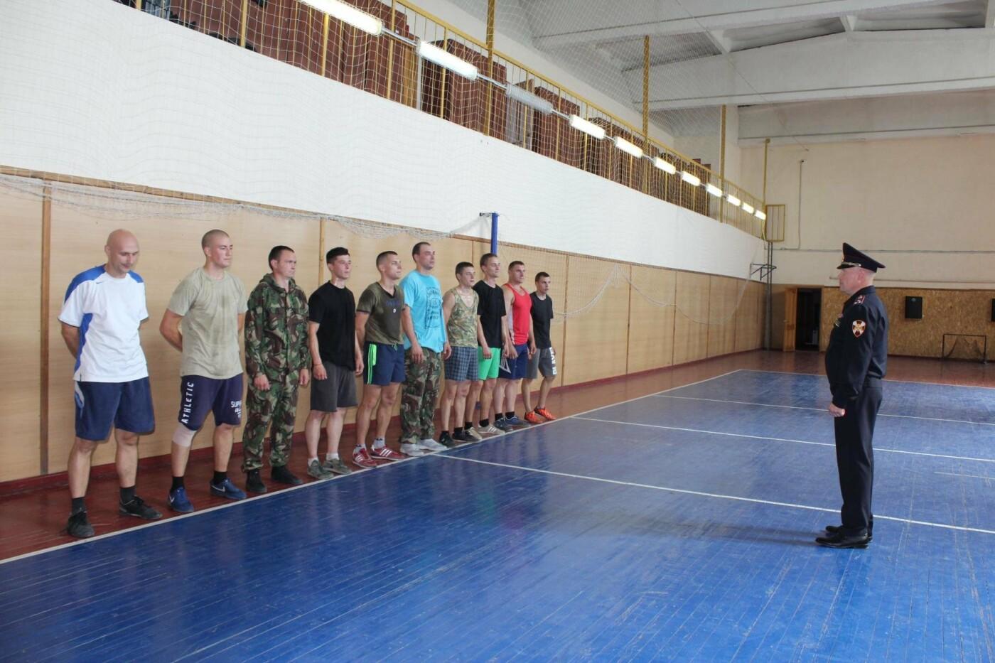 В Отделе Росгвардии по Псковской области прошел турнир по волейболу, фото-3