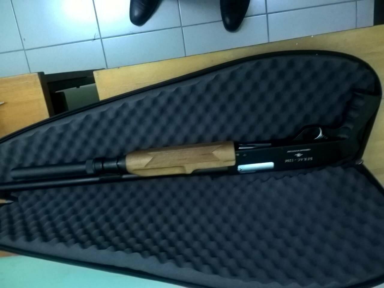 В Псковской области сотрудники Росгвардии провели профилактическую операцию «Оружие», фото-2