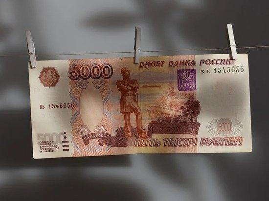 В Пскове обнаружили две фальшивые купюры , фото-1