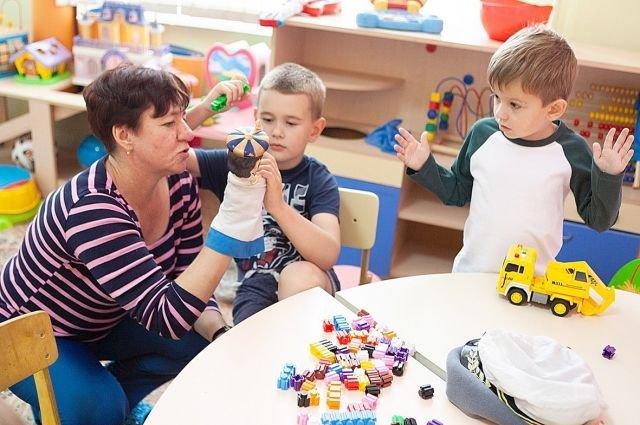 В Областной центр семьи за помощью могут обратиться псковичи с особыми детьми , фото-1