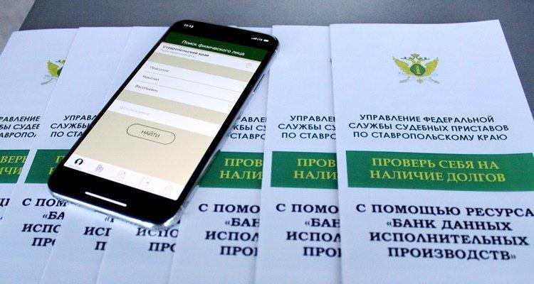 «Банком данных исполнительных производств» воспользовались жители Пскова более 210 тысяч раз , фото-1