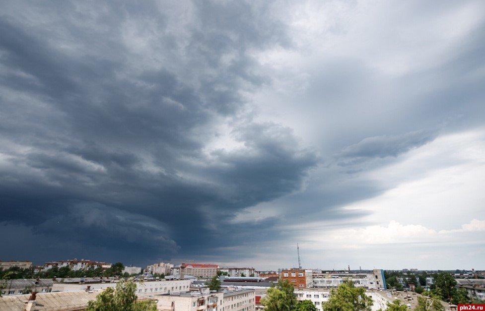 Жителям Псковской области синоптики обещают облачный понедельник, фото-1