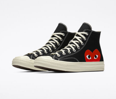Черные Converse – универсальный тренд